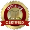 eBible.org certified